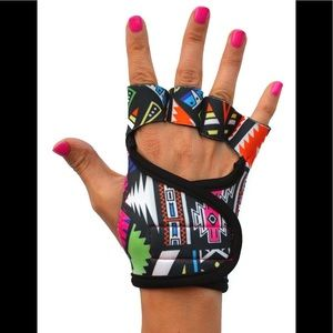G-Loves Aztec Uplifting Fitness Lifting Gloves XS